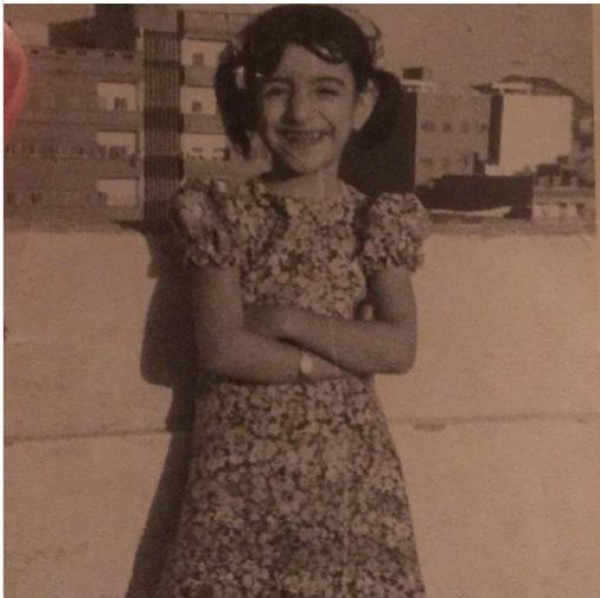 هذه الطفلة أصبحت أفضل ممثلة سورية