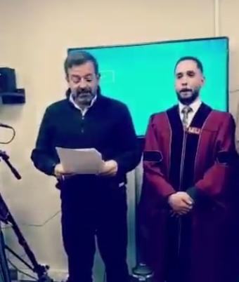 """أحمد جبر  ..  ألف مبارك التخرج بتقدير """"إمتياز"""""""