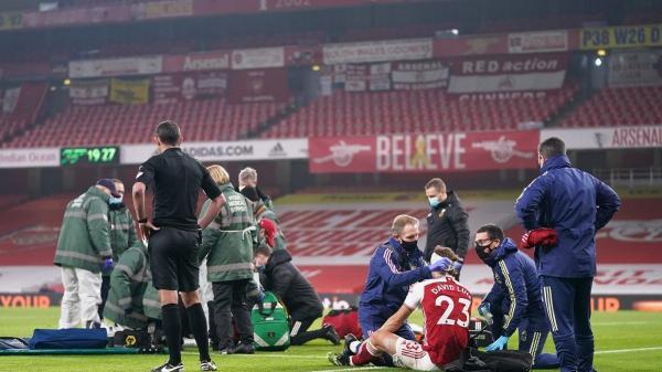 أرتيتا يطالب ببديل مؤقت للاعبين المصابين بارتجاج خلال المباريات