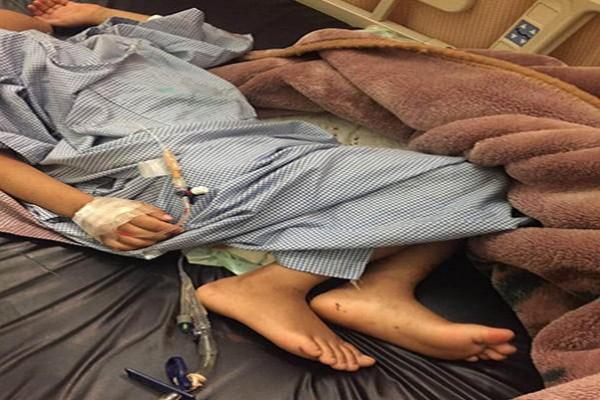 الطفلة المُغتصبة بالسعودية تخضع لعمليات لإيقاف نزيفها.. تفاصيل مُروعة