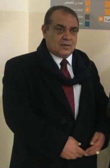 القاضي محمد سليمان حامد الخوالدة  .. مبارك