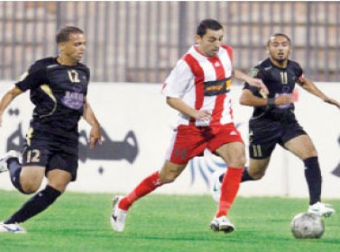 شباب الأردن يخشى طموح اليرموك والعربي يسعى للنهوض عبر المنشية