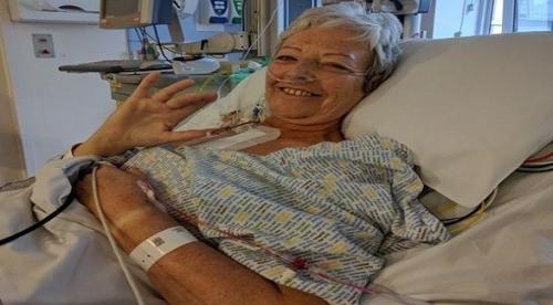 تبقى مستيقظة خلال جراحة القلب بعد إعطائها الدواء الخاطىء