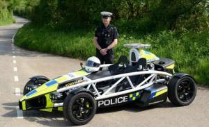 صور: أجمل 3 سيارات شرطة في العالم