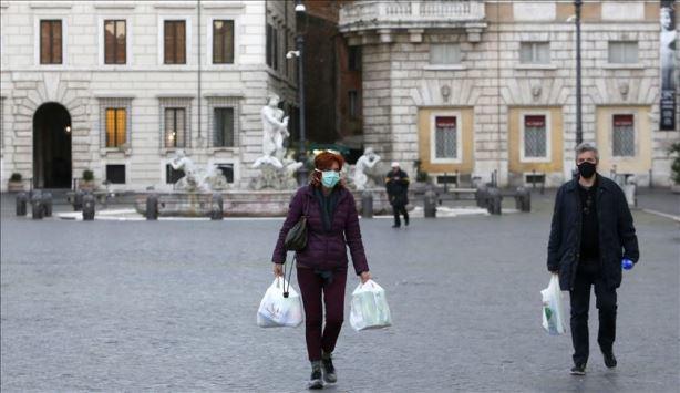 إيطاليا تتجاوز 3 ملايين إصابة بكورونا