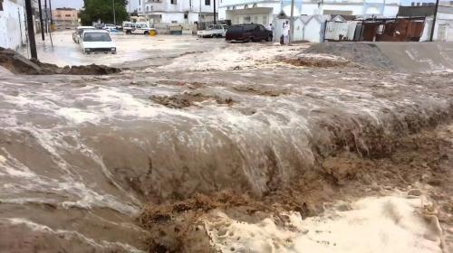 """مفوض البنية التحتية والاستثمار السابق يكشف لسرايا عن أسباب تكون السيول الجارفة في الفترة الماضية  ..  """"تفاصيل"""""""