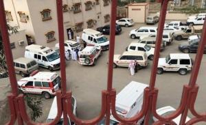 معلم يرتكب مجزرة مروعة بسلاح رشاش في السعودية