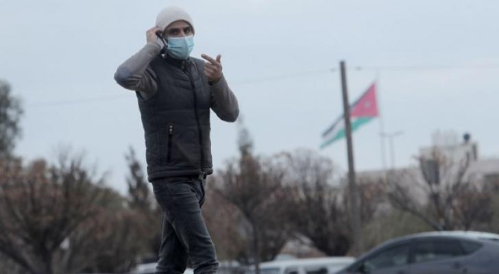 تسجيل حالتا إصابة بفيروس كورونا المستجدّ  .. اردني قادم من روسيا   .. وسائق شاحنة غير اردني
