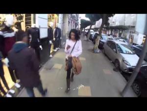 بالفيديو.. فتاة ترصد ظاهرة التحرش في شوارع الجزائر