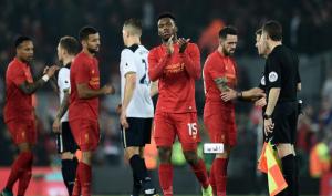 ليفربول وأرسنال إلى ربع نهائي كأس الرابطة الانجليزية