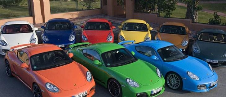 بالصور .. تعرف على ألوان السيارات الأكثر انتشاراً في العالم - Top 5