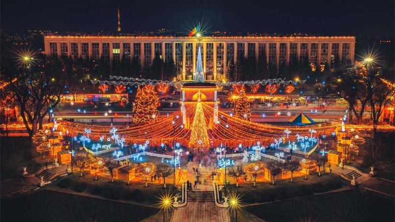 بالصور  ..  تعرف على أجمل المدن السياحية في مولدوفا