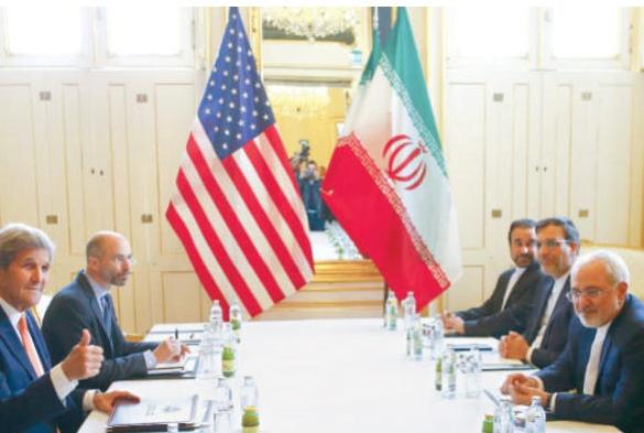 """فيينا: اجتماع دولي حول """"النووي"""" الإيراني قبل تسلم ترامب سلطاته"""