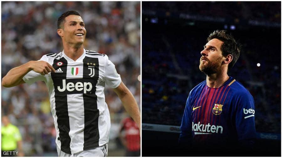من سيكون الهداف بعد الاعتزال ..  رونالدو أم ميسي؟