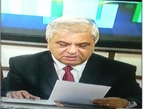 الدكتور عمر الرزاز المقنع