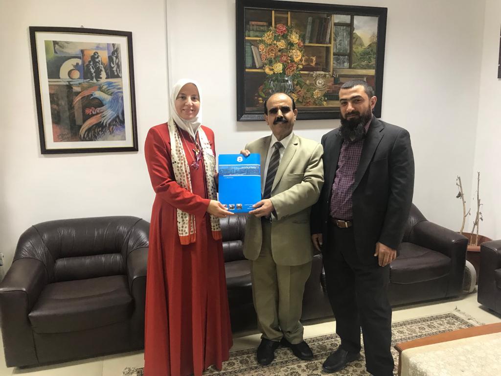 جامعة فيلادلفيا تفعل اتفاقية برامج تعليم العربية للناطقين بغيرها مع جامعة كارابوك التركية