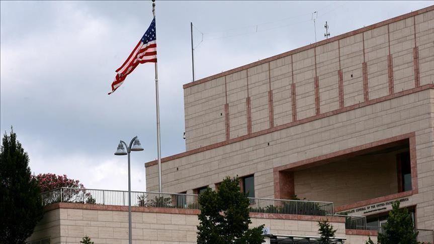 العراق يتعهد بملاحقة المسؤولين عن قصف متكرر للسفارة الأمريكية