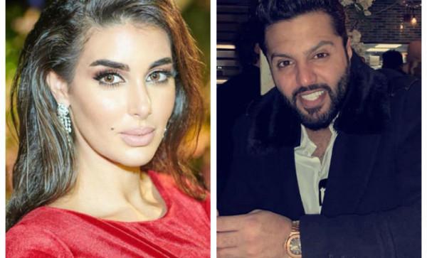بعد شائعات زواجهما ..  ياسمين صبري ويعقوب بوشهري سوياً في الجونة