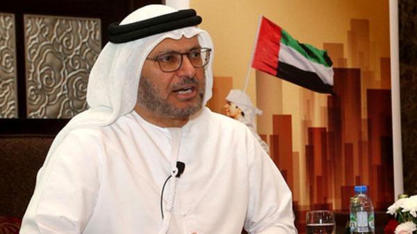 وزير خارجية الامارات: الضغوط على قطر بدأت تنعكس بنتائج ايجابية