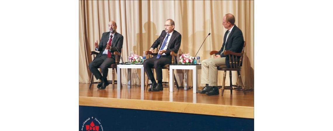 الصفدي يؤكد حرص الأردن على إيجاد مستقبل أفضل للشباب