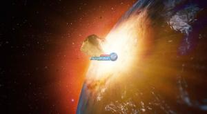 بسرعة 80 ألف كم/س ..  كويكب ضخم يصطدم بمدار الأرض اليوم
