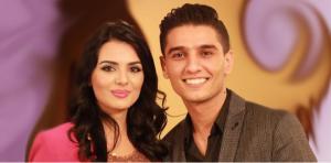 محمد عساف يعلن موعد زواجه من الإعلامية لينا القيشاوي
