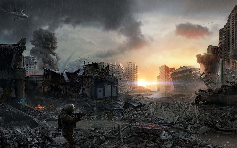 ماهو تفسير حلم الحرب والخوف في المنام ؟