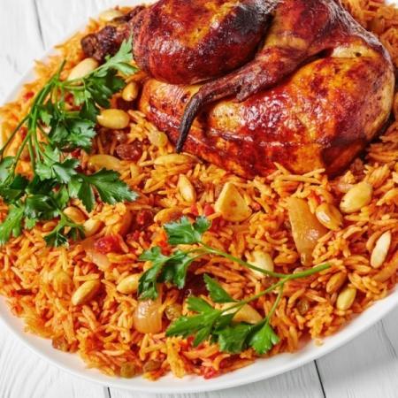 طريقة شهية لعمل كبسة الدجاج ..  لا تفوتك