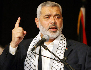 هنية: عودة 120 من قيادات حركة فتح إلى غزة قريباً