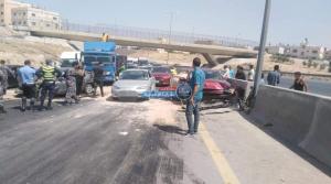 وفاة معلمة أردنية ووالدتها بحادث سير