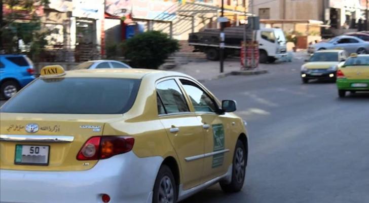 """""""النقل البري"""": أجرة رحلة التاكسي الأصفر بين المحافظات """"على العداد"""""""