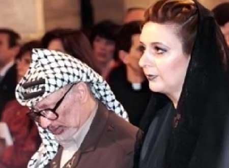 سها عرفات: ندمت على زواجي من أبوعمار وطلبت الطلاق 100 مرة