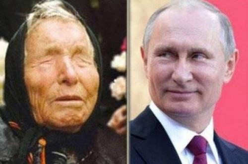 ما هي توقعات بابا فانغا عن بوتين والحرب العالمية الثالثة؟