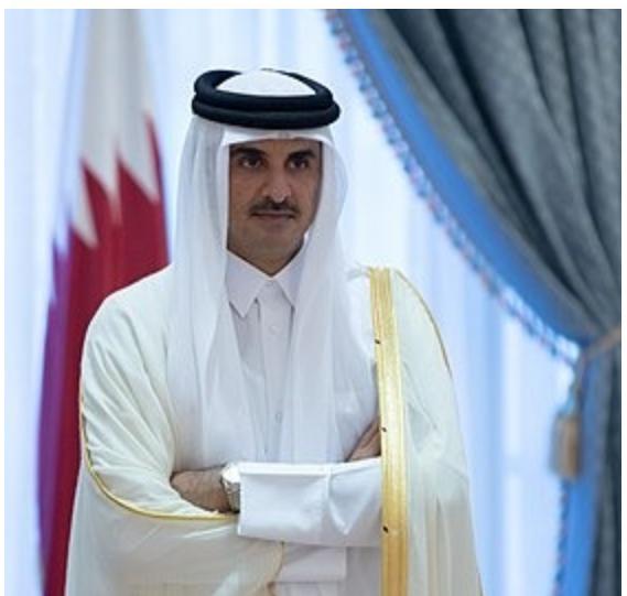 أمير قطر للرئيس اللبناني: مستعدون لتقديم الدعم الفوري
