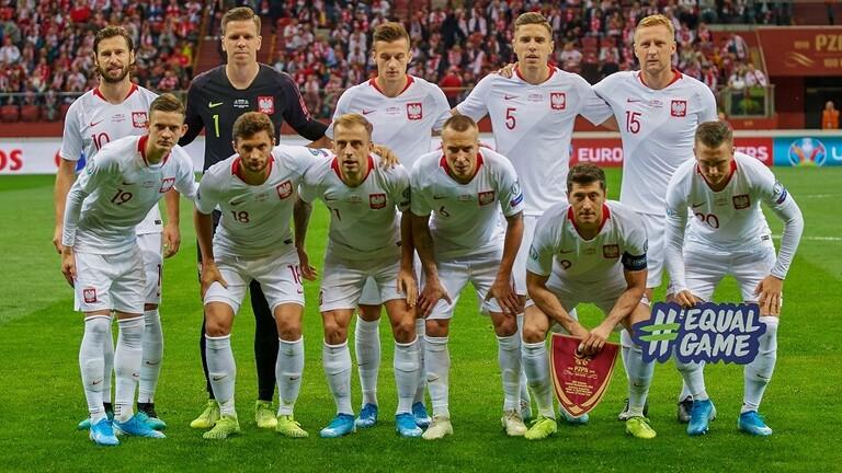 رسميا ..  بولندا رابع المتأهلين لكأس الأمم الأوروبية 2020