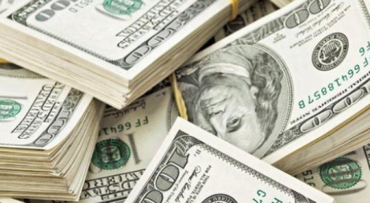 ارتفاع الدولار الأمريكي لأعلى مستوى في 5 أسابيع