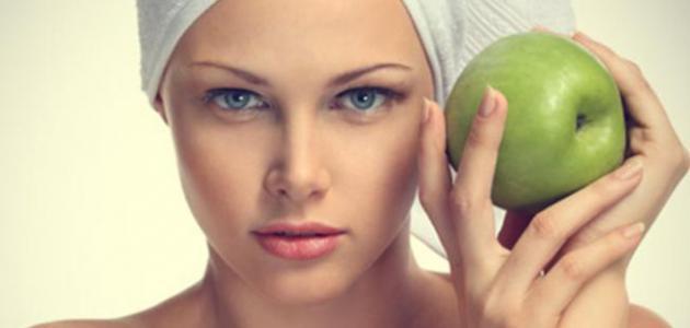 التفاح للصحة والجمال