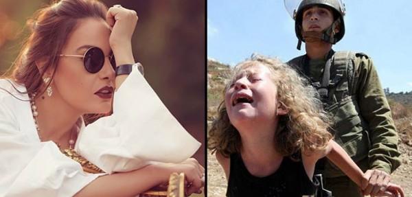 بالصور .. شيريهان تُفاجئ الجمهور بحذف رسالتها إلى عهد التميمي بعد ساعات