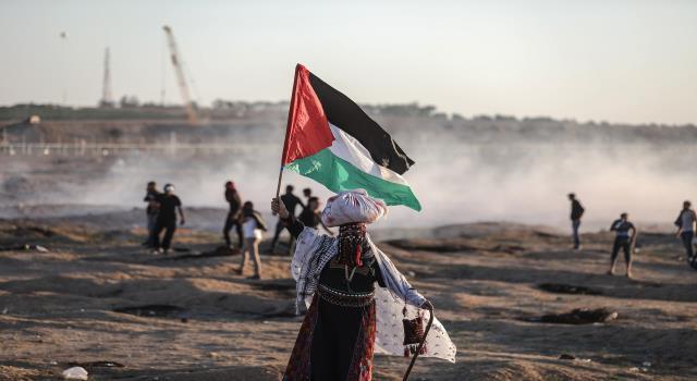 تحت شعار «أطفالنا الشهداء» ..  غزة تستعد للجمعة الـ78 من مسيرات لعودة