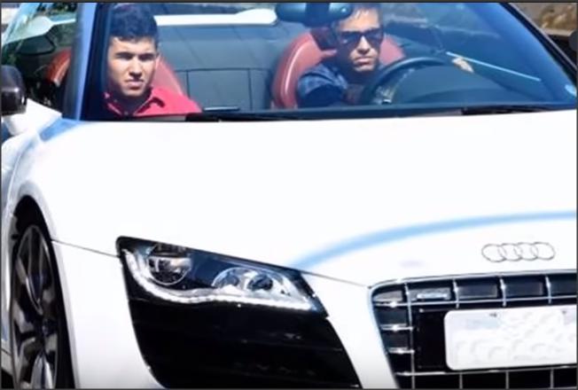 بالفيديو .. سيارات نجوم كرة القدم قبل وبعد الشهرة