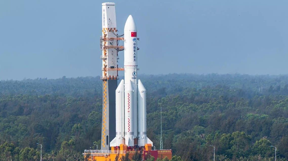 أخيراً بعد صمت طويل ..  الصين تكشف عن مكان سقوط صاروخها المرعب