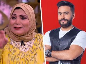 """ديو جديد يجمع """"تامر حسني"""" بـ """"فاطمة عيد"""""""
