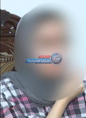 """بالفيديو  ..  """"سهام"""" التي تعرضت لاعتداء وحشي من زميلها بواسطة """"مشرط"""" في عمان تروي تفاصيل جديدة"""
