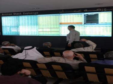 بورصة عمان تنهي 2013 على ارتفاع لأول مرة منذ 5 سنوات