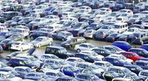 """ركود حركة بيع المركبات بـ""""المنطقة الحرة"""" جراء ارتفاع نسبة الضريبة"""