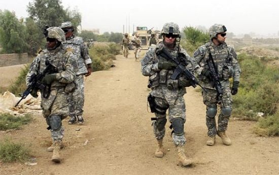 هل هي بداية الحرب  .. ؟ أمريكا تأمر بمغادرة موظفيها غير الضروريين من العراق
