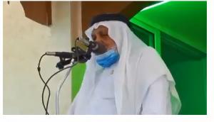 بالفيديو : الشيخ الرياطي لعمرو دياب : لا اهلا ولا سهلا بك في العقبه