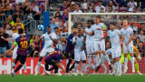 برشلونة يبدأ بقوة ويهزم أيندهوفن في دوري أبطال أوروبا