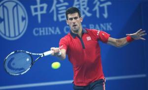 ديوكوفيتش يتأهل للدور الثاني من بطولة بكين