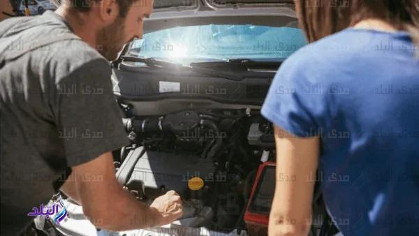 للمبتدئين ..  4 أشياء مهمة يجب التأكد منها يوميا في سيارتك